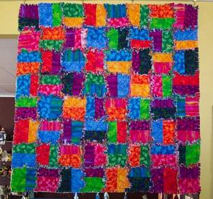 Quilt Patterns - Beginner patchwork quilt patterns and